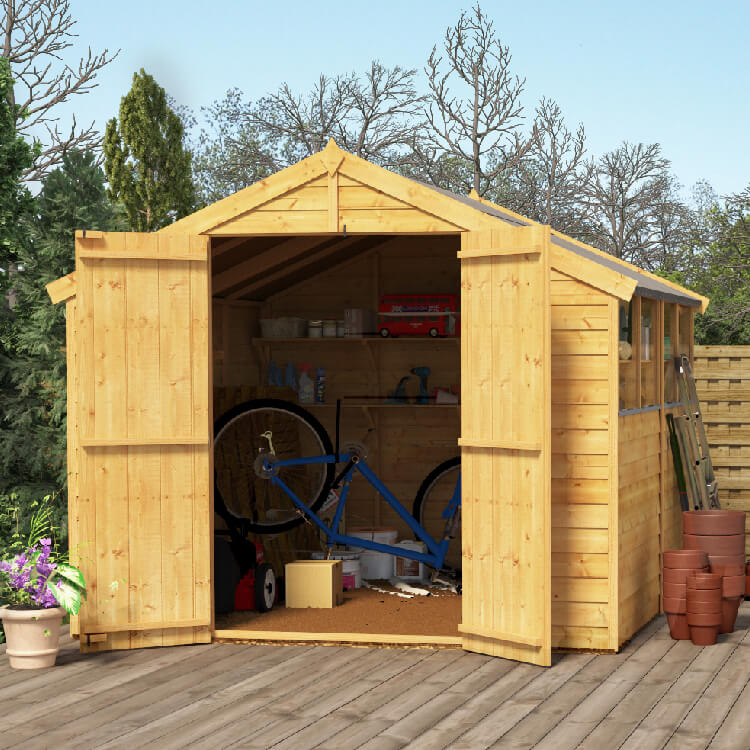 http://www.gardenbuildingsdirect.co.uk/images/products/18793/maingallery/8x8_keeper_overlap_windowed_apex_shedl01.jpg