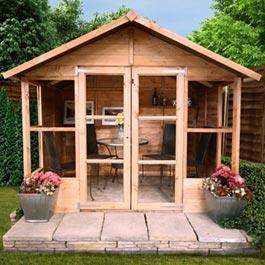 BillyOh 4000M Lucia Tongue and Groove Summerhouse