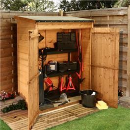 Garden Storage BillyOh Super Store 4' x 2'