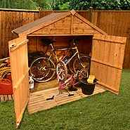 BillyOh Bike Shed