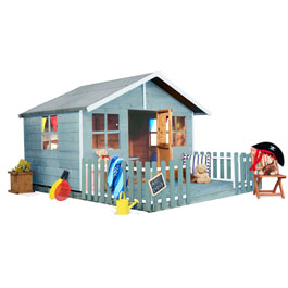 Mad Dash Lollipop Max Wooden Playhouse