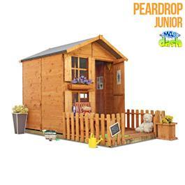 9x5 Ultimate Peardrop Junior Bunk