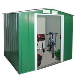 BillyOh Eco Metal Apex Garden Shed