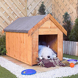 Medium 2'7 x 3'8 Pet Housing