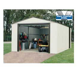 Billyoh Murryhill 12' x 31' Garage Metal Shed