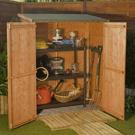 Garden Storage BillyOh Super Store 4' x 2'