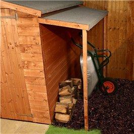 Garden Storage Billyoh Bucher Log Store 6' x 2'