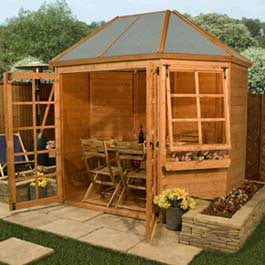 Summerhouse Billyoh Cannes Octagonal 6' x 6'