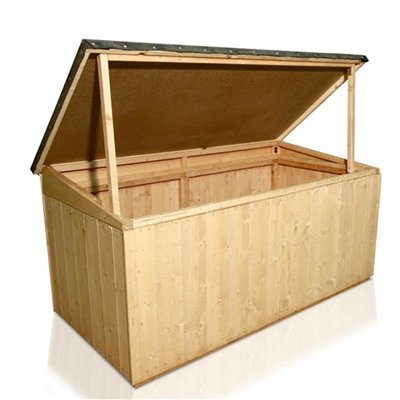 billyoh keep it tidy deck box tongue and groove storage