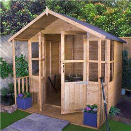 Summerhouse BillyOh Lucia 7' x 5'