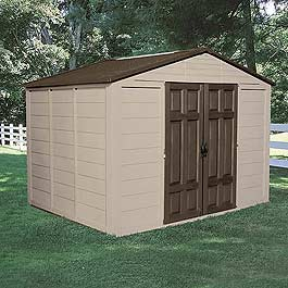 Plastic Shed BillyOh Hartington 10' x 8'
