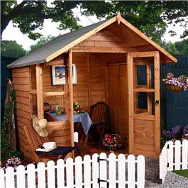 Billyoh Kitts Summerhouse 7' x 7'