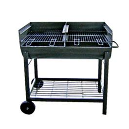Drum Charcoal Grill BBQ