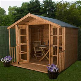 Summerhouse Billyoh Monte Carlo 10' x 8'