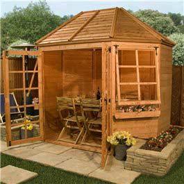 Summerhouse Billyoh Bronte Octagonal 6' x 6'