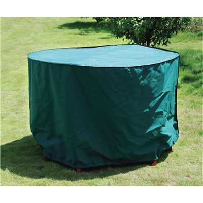 1m BillyOh Premium PVC Round Table Set Cover