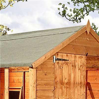 Zekaria garden shed roofing felt uk for Shed roofing