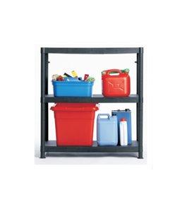 3 Tier Vertical Storage Shelf