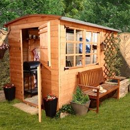 Shepherds Hut Summerhouse