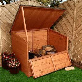 Garden Storage Billyoh Garden Storage Chest 4' x 3'