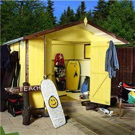 Summerhouse Billyoh Surf Shack 9'4 x 8'9