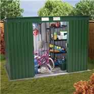 BillyOh Sutton Pent Roof Metal Sheds
