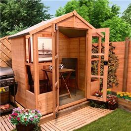 BillyOh 4000S Tete a Tete Tongue and Groove Summerhouse