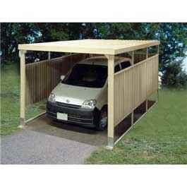 Shelter Billyoh Car Shelter 8' x 12'