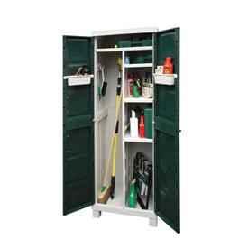 Large Utility Cabinet Plastic Storage