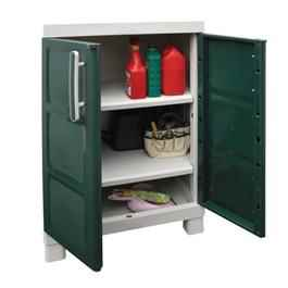 Small Utility Cabinet Plastic Storage