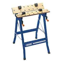Portable Tilt and Work Bench Tool