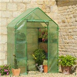 Gardman Compact Walk In Mini Greenhouse