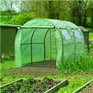 Gardman Polytunnel Reinforced Cover & Windows