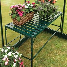 Gardman 1 Tier Heavy Duty Greenhouse Staging