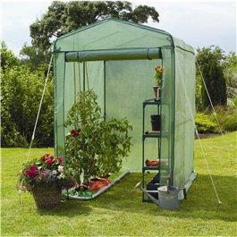 Gardman Walk In Mini Greenhouse