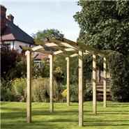 The Appleby Walkway Pergola