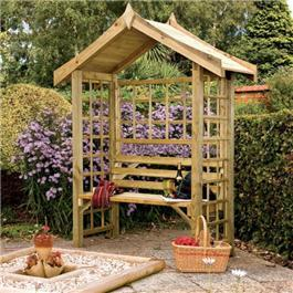 The Wistow Arbour