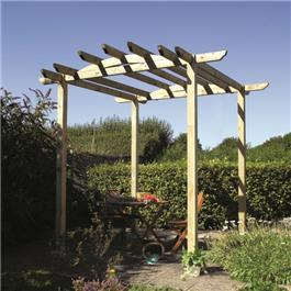 The Contemporary Pergola