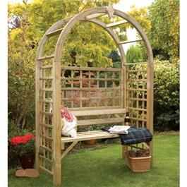 The Oakington Garden Arbour