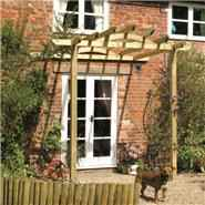 The Ashchurch Patio Pergola