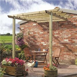 The Hemmingford Patio Pergola
