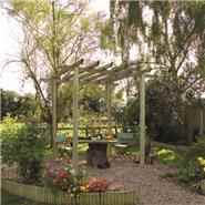 The Hemmingford Pergola