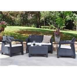Anthracite Corfu Furniture Set