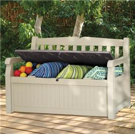 Keter Eden Garden Storage Bench