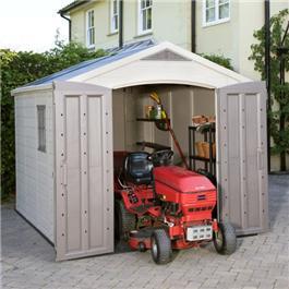 Keter Garden Storage - Fortis 8 x 11 Plastic Garden Shed