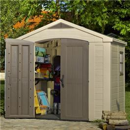 Plastic Garden Sheds Ideal Storage With Free Delivery