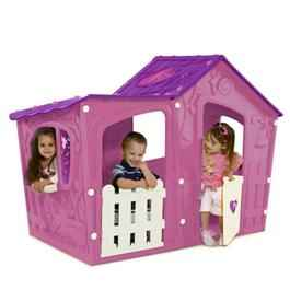 Magic Villa Pink and Purple Playhouse