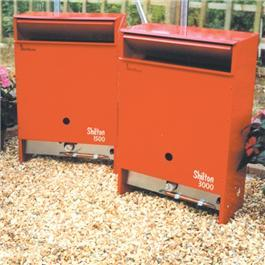 Shilton 3.0KW Thermostatic Gas Greenhouse Heater