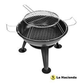 La Hacienda Pizza Firepit Steel