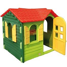 Little Tikes Country Cottage Plastic Playhouse - Pink